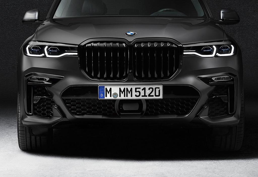 2020 BMW X7 Dark Shadow