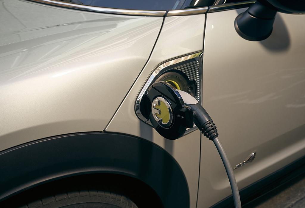 Mini Plug-in Hybrid