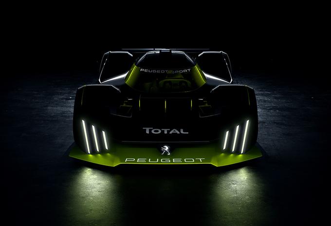 Le Mans 2022: Peugeot Sport Hypercar