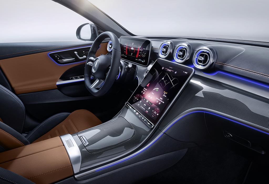 2021 Mercedes C-Klasse