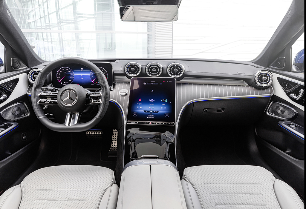 2021 Mercedes Classe C