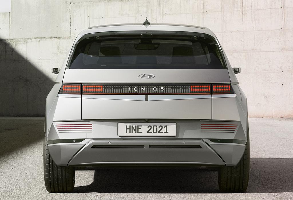 2021 Ioniq 5 by Hyundai