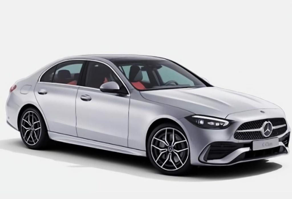 Gelekt: Mercedes C-Klasse (2021)