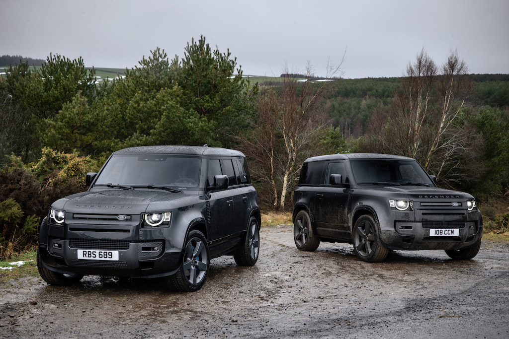 2021 Land Rover Defender V8 - 90 & 110