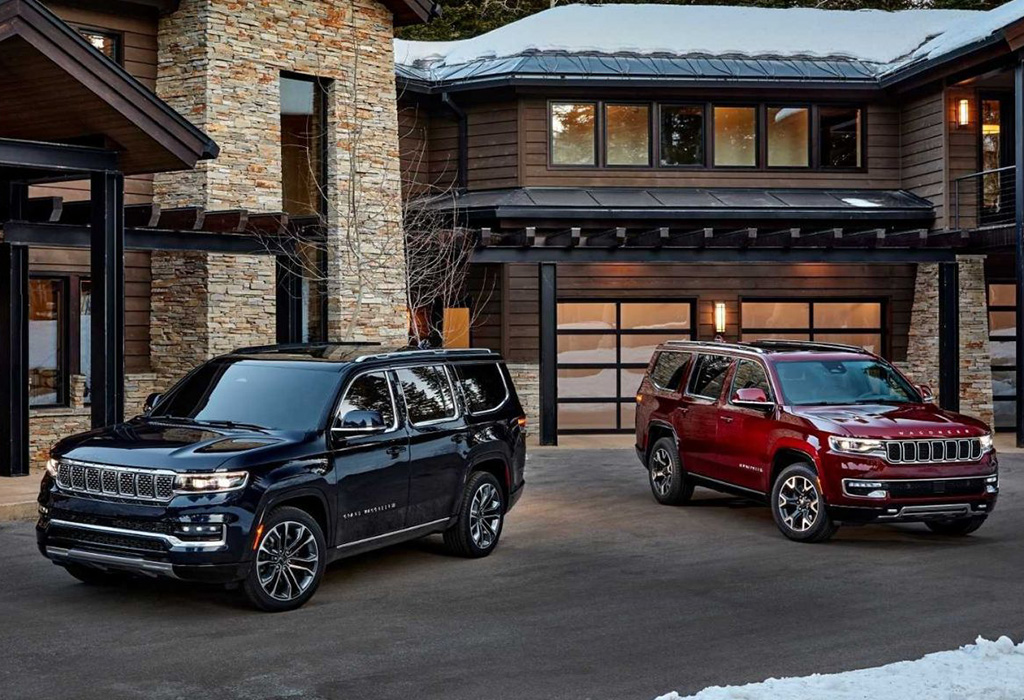 2022 Jeep Cherokee & Grand Cherokee