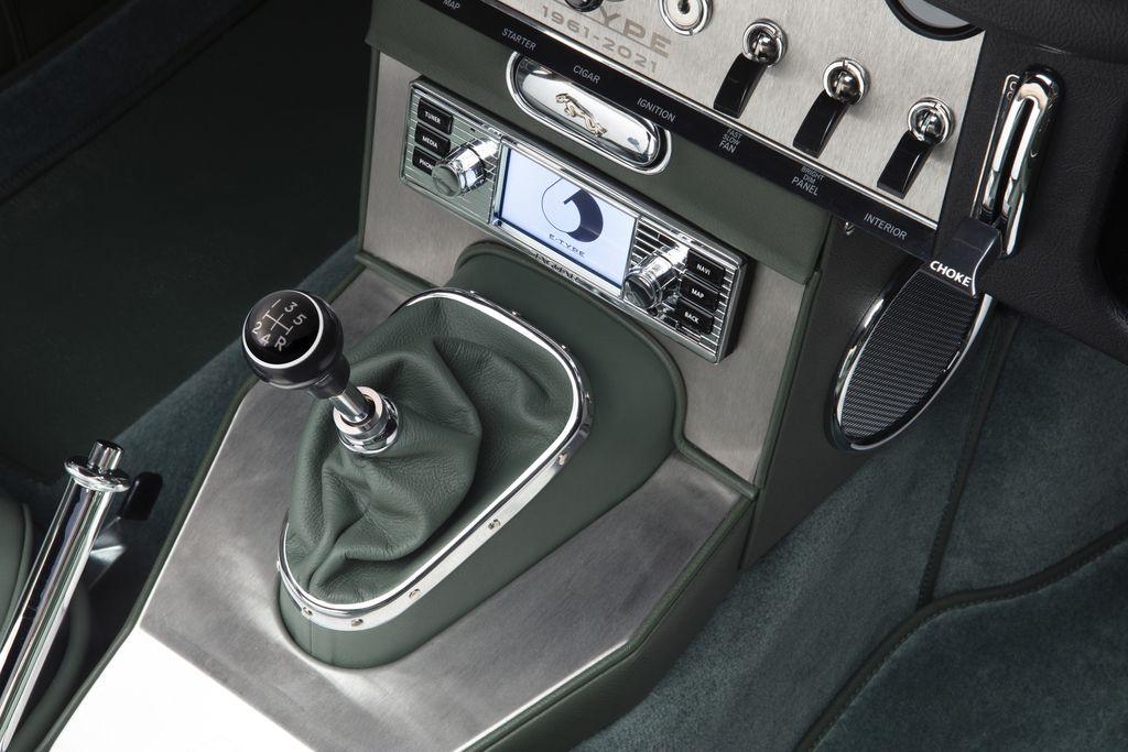 Jaguar E-Type Edition 60