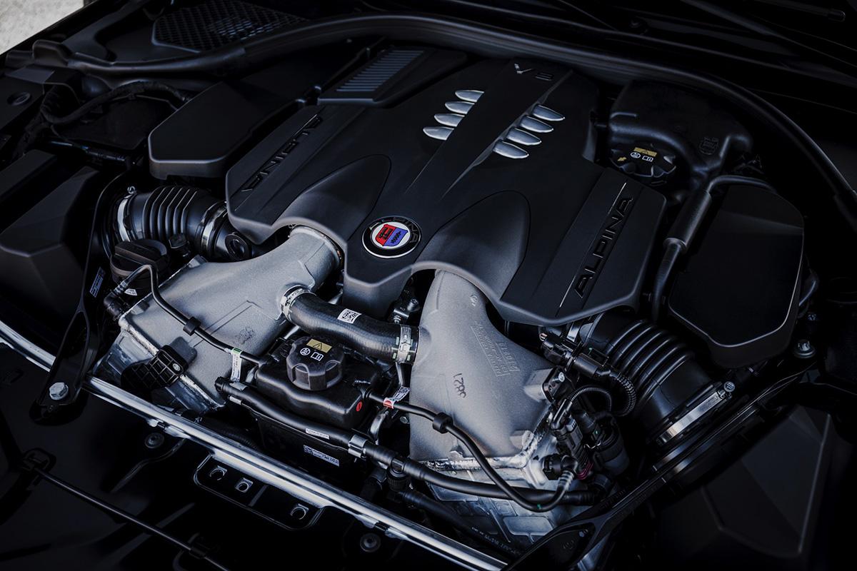 2021 Alpina B8 Gran Coupé - AutoWereld
