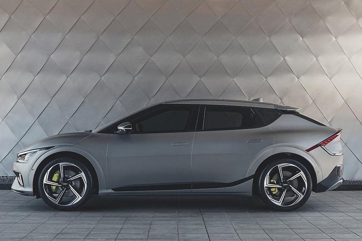 2021 Kia EV6 - Belgische prijs