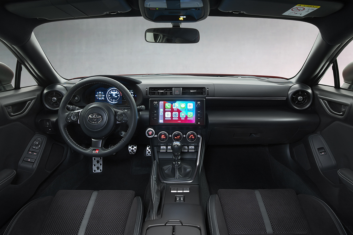 2021 Toyota GR86