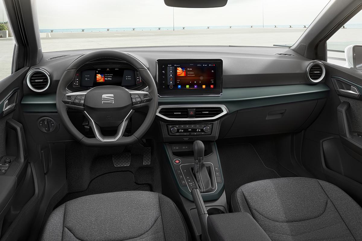 Facelift 2021 Seat Arona SUV