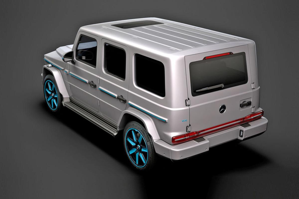 2024 Mercedes EQG