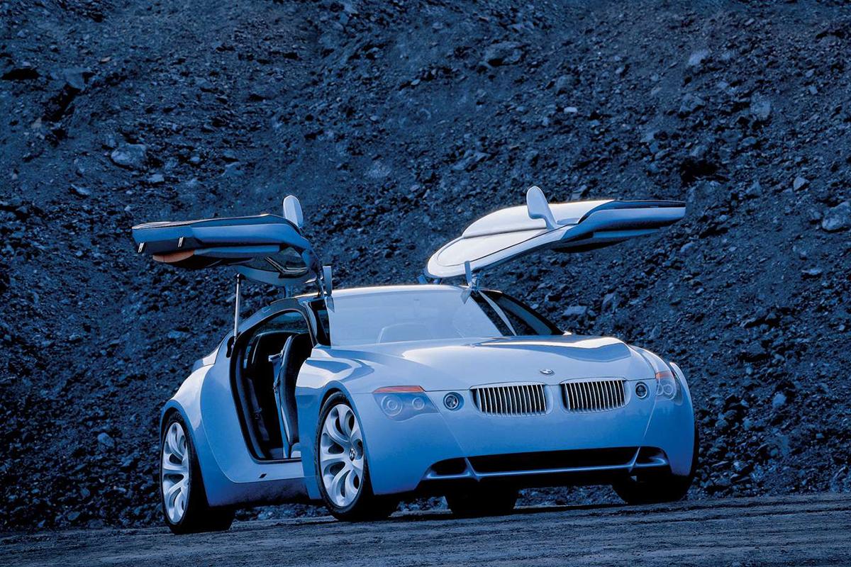 Best of Bangle: 1999 BMW Z9 Gran Turismo Concept