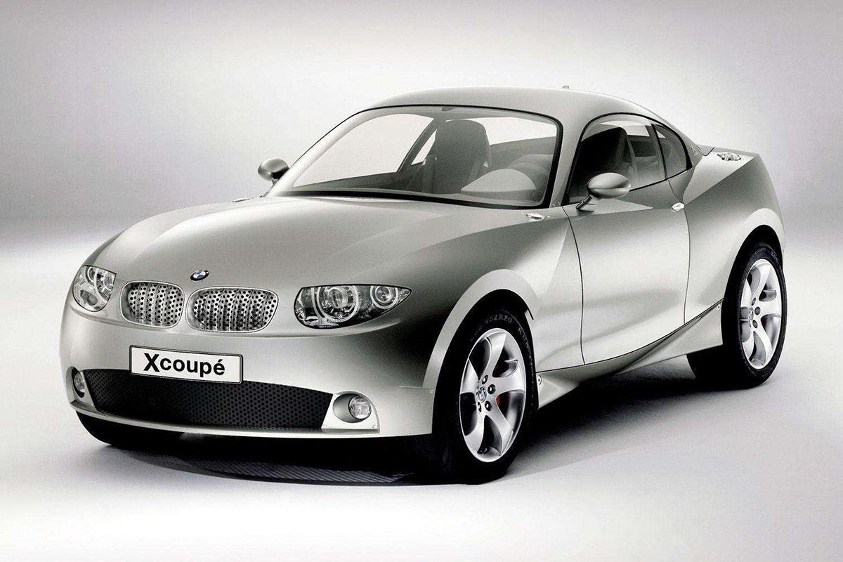 Best of Bangle: 2001 BMW X-Coupé Concept