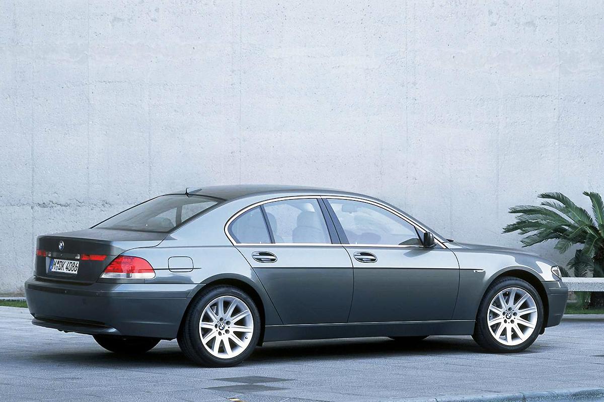 2002 BMW 7 Reeks (E65)
