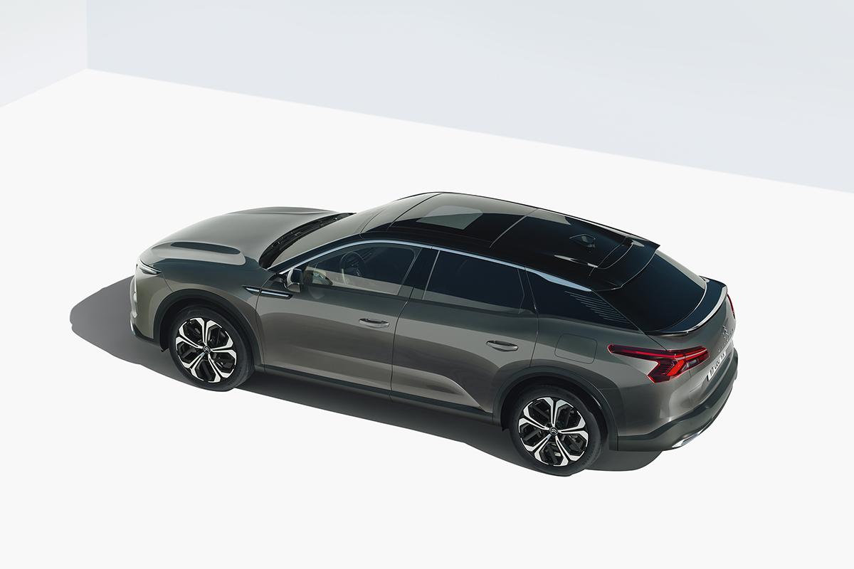 2021 Citroën C5 X - AutoWereld