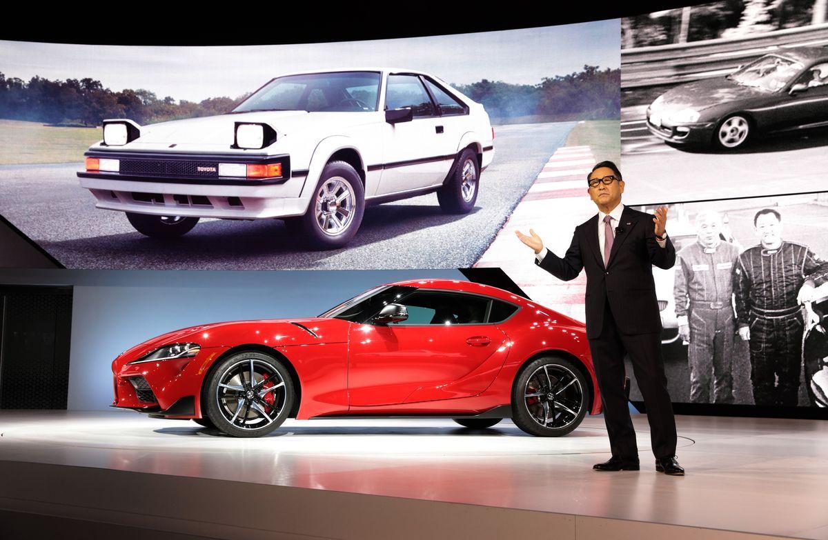 Akio Toyoda - CEO Toyota Motor Corporation