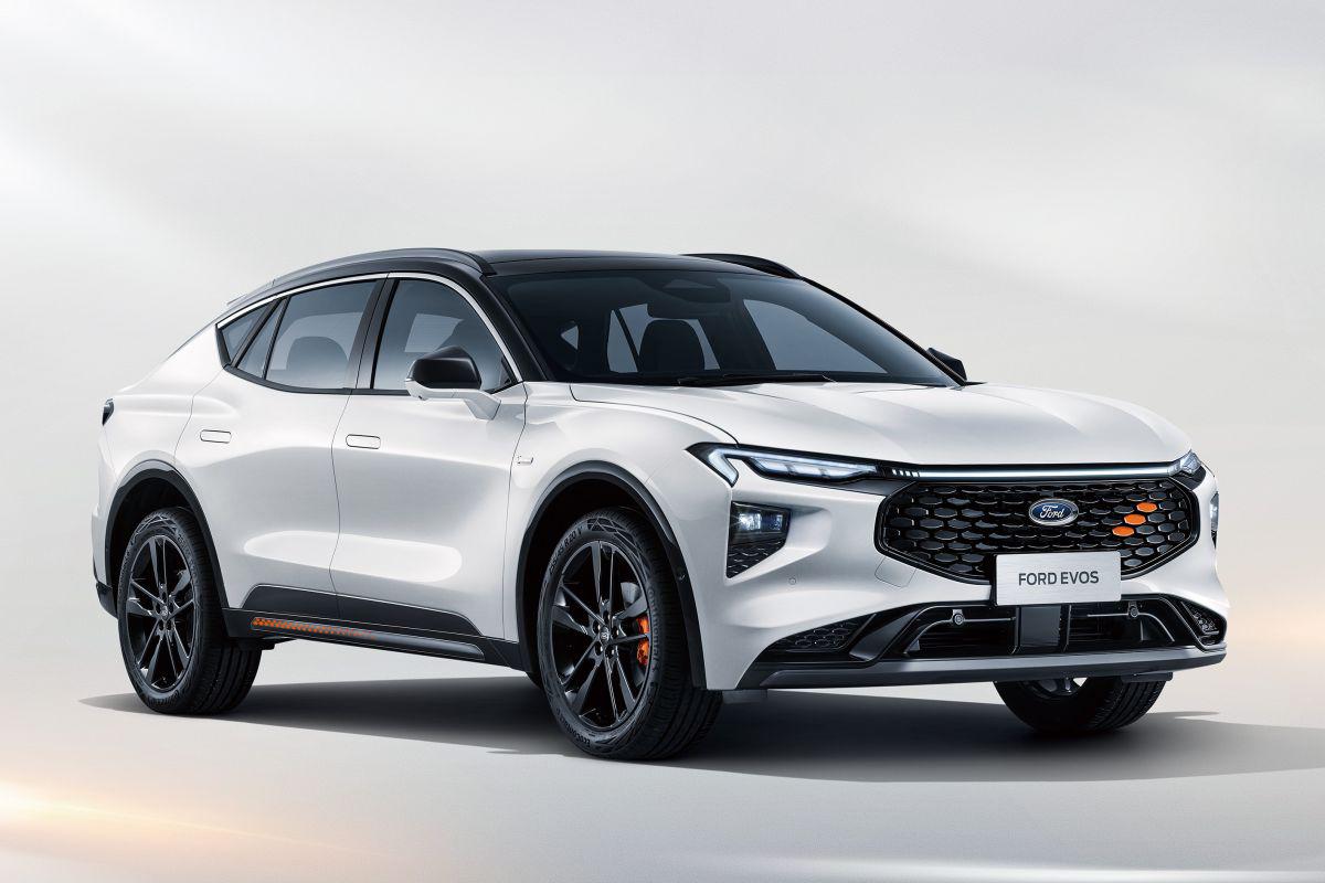 2021 Ford Evos Concept - Shanghai Motor Show