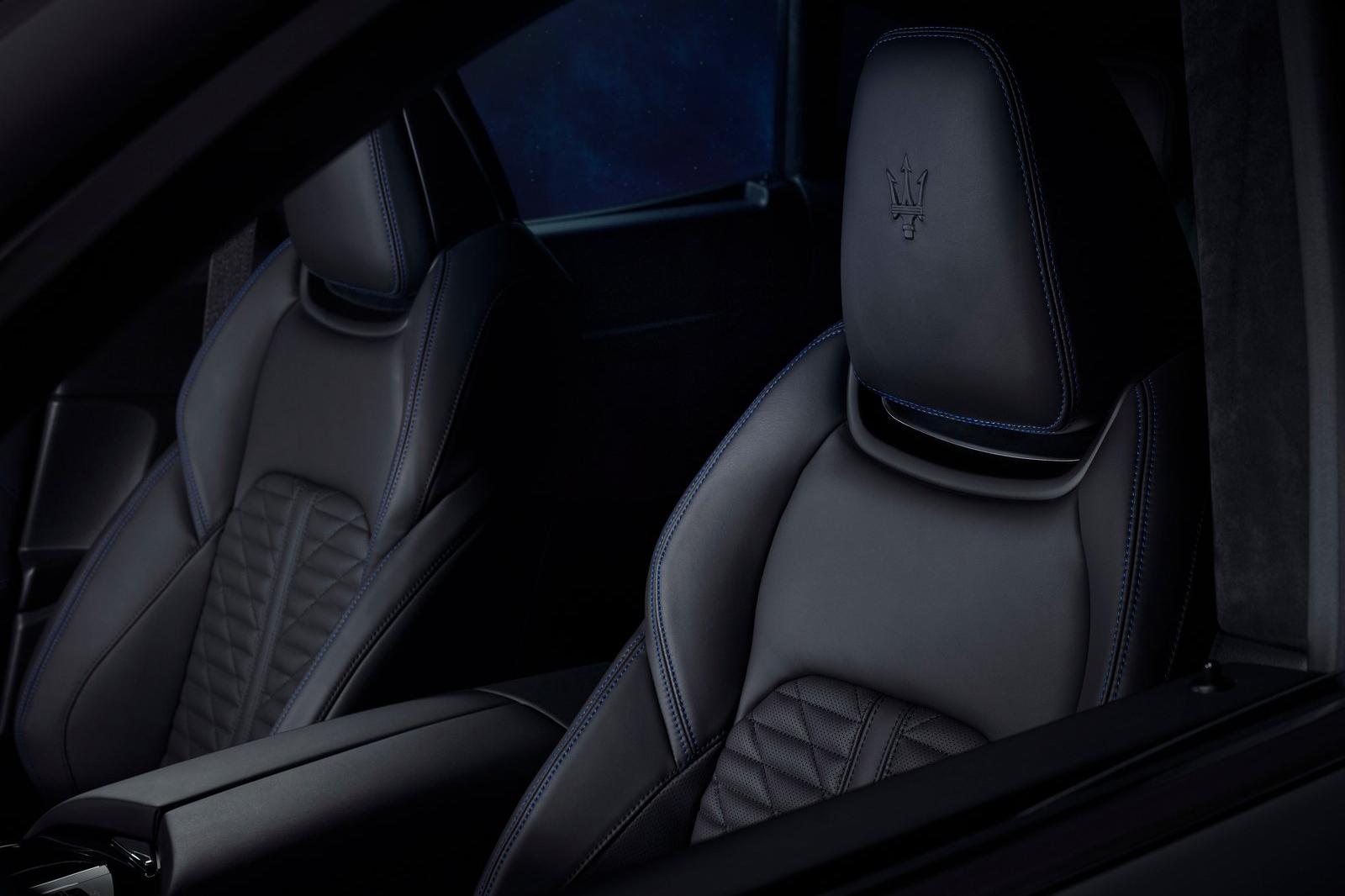 2021 Maserati Levante Hybrid