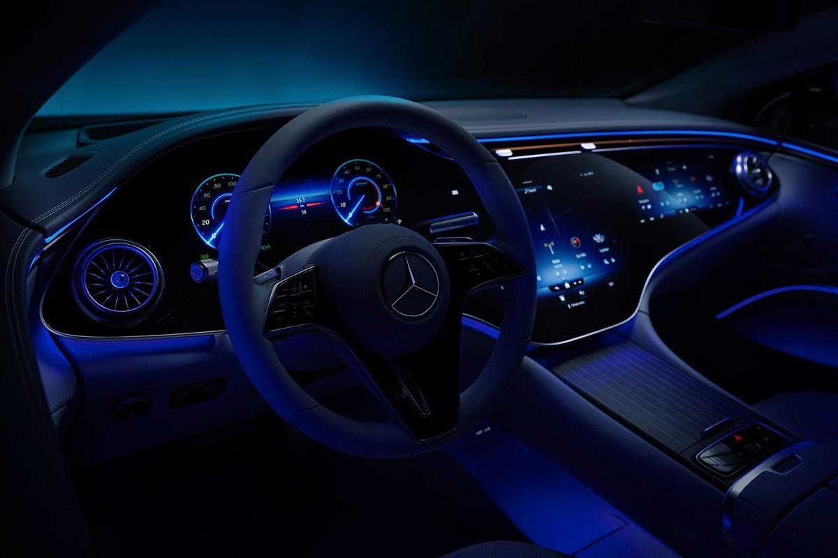 2021 Mercedes EQS