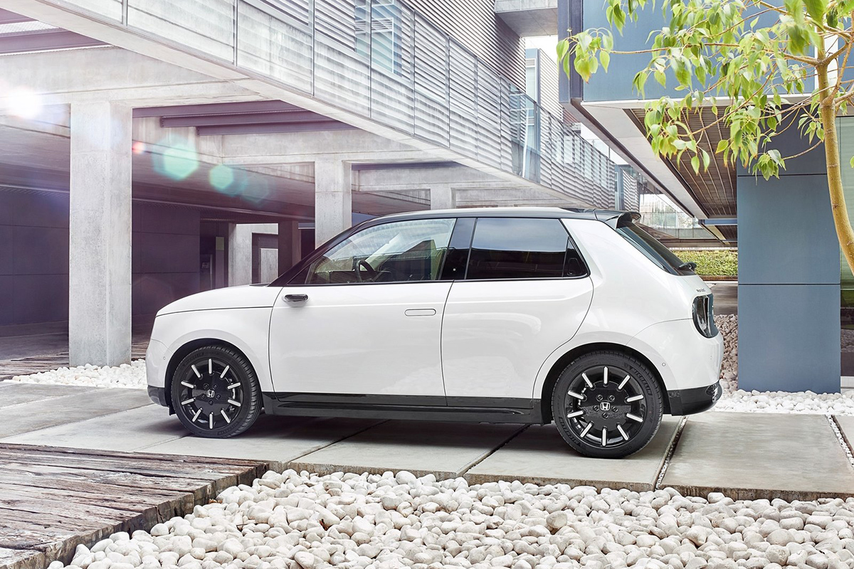 Honda e - World Urban Car of the Year 2021