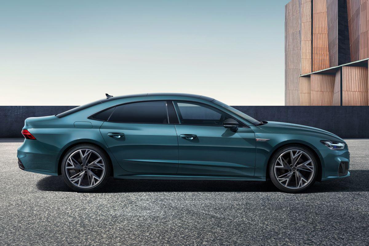 2021 Shanghai Motor Show: Audi A7L