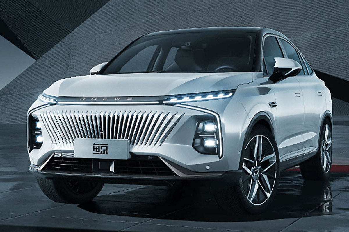 2021 Shanghai Motor Show - Roewe Jing