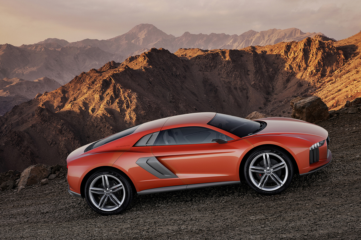 2013 Audi Nanuk Quattro Concept - AutoGids