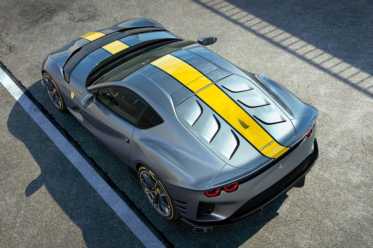 2021 Ferrari Limited Edition V12