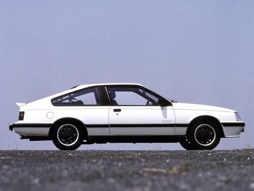 1983 Opel Monza GTE