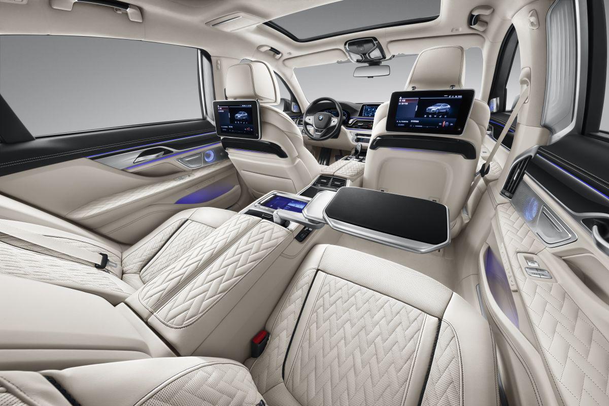 2021 BMW M760 Li xDrive V12 China Special Edition
