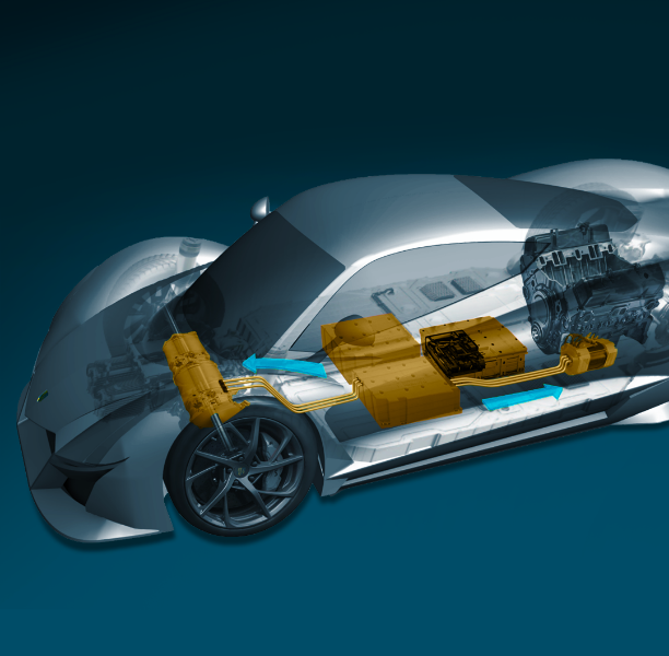Morand Cars Hypercar 2023