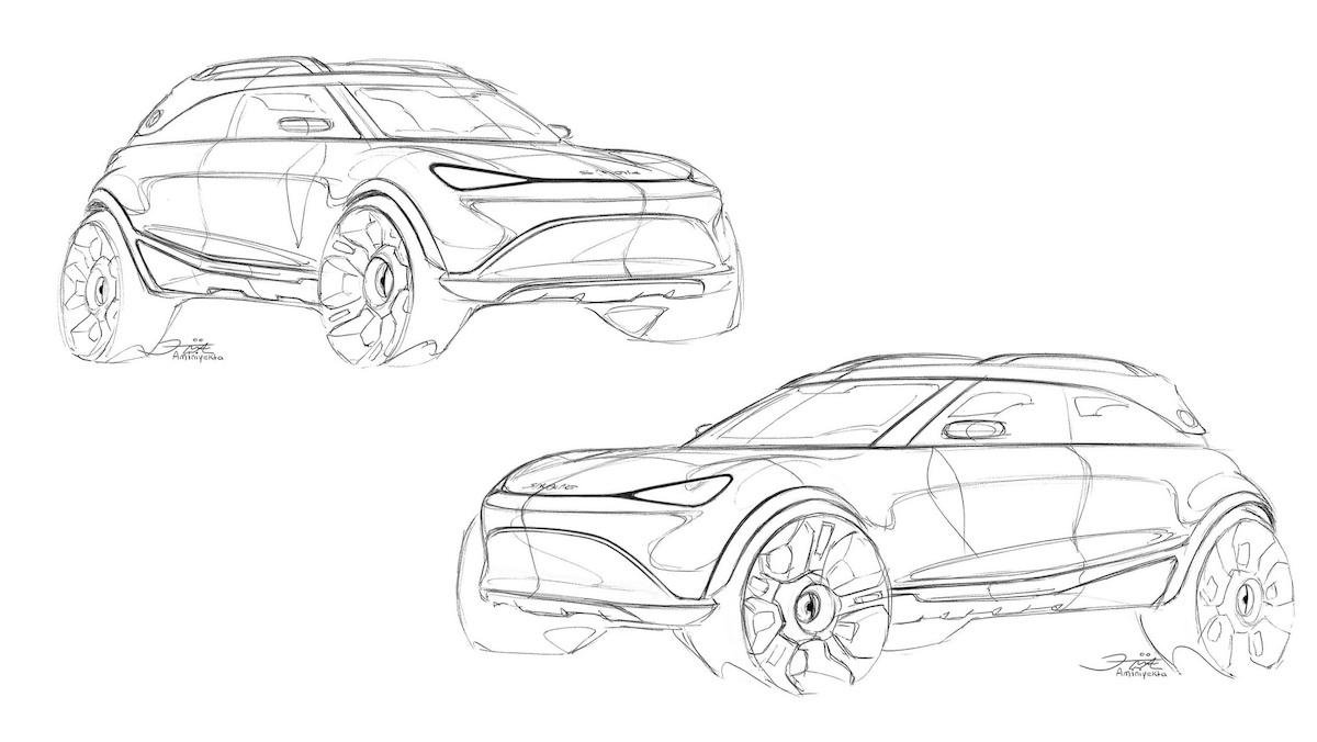 Smart SUV Electric 2023