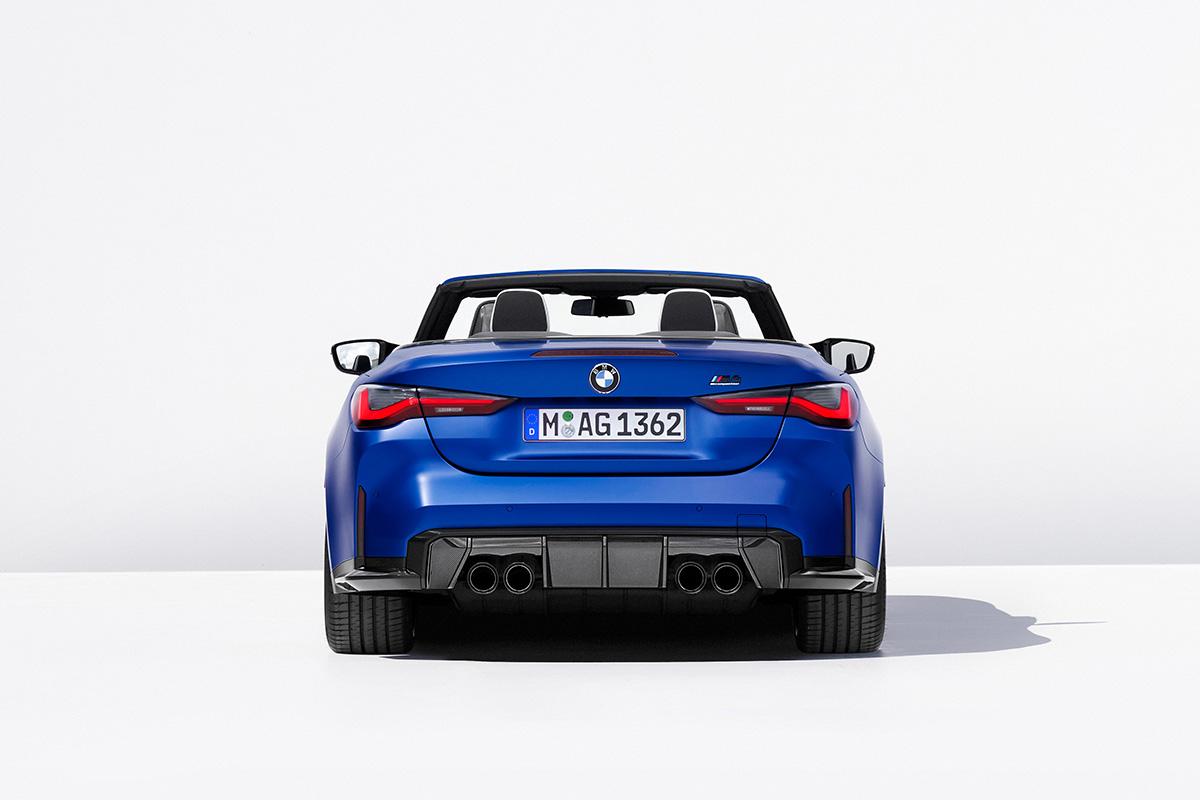 2021 BMW M4 Competition xDrive Cabrio
