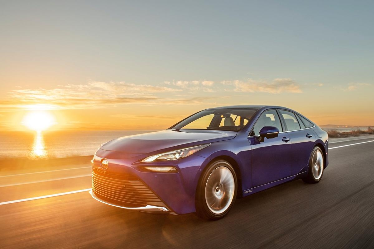 2021 Toyota Mirai FCEV Hydrogen
