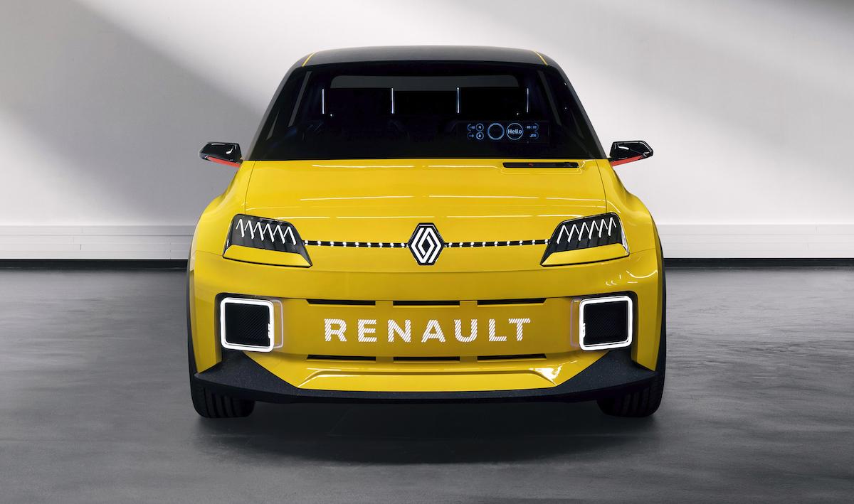 Renault 5 Electric 2021