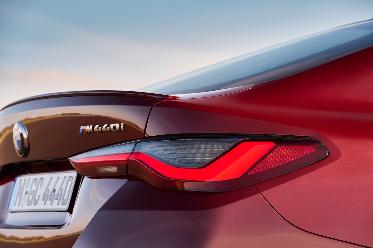 2022 BMW 4 Gran Coupé