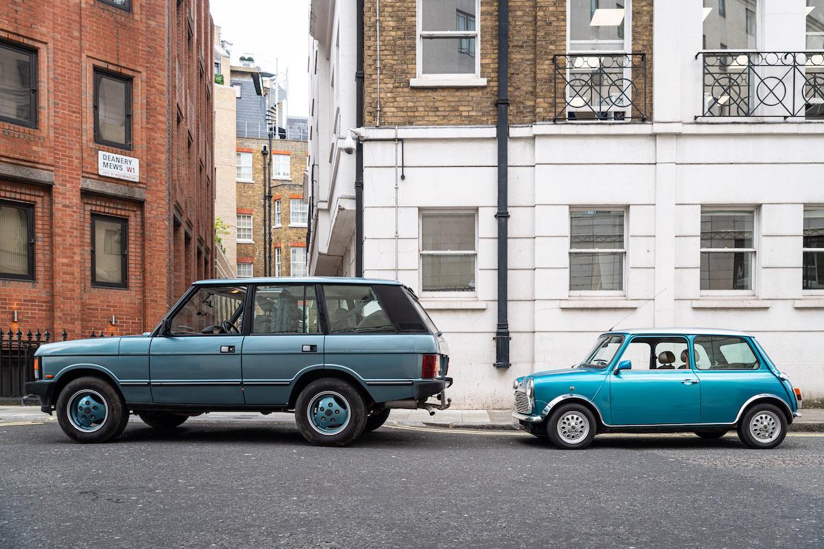 London Electric Cars Mini EV