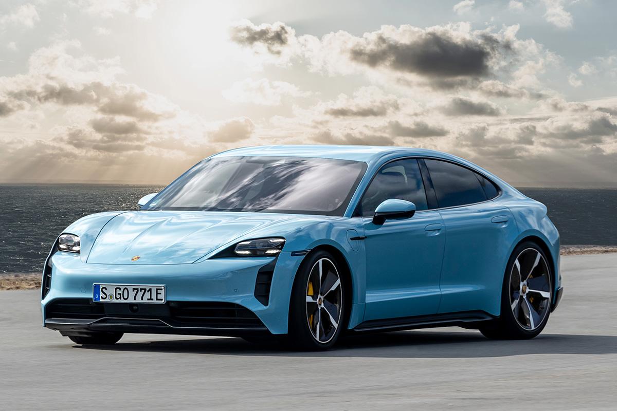 Render Porsche Cajun - AutoGids/Moniteur Automobile
