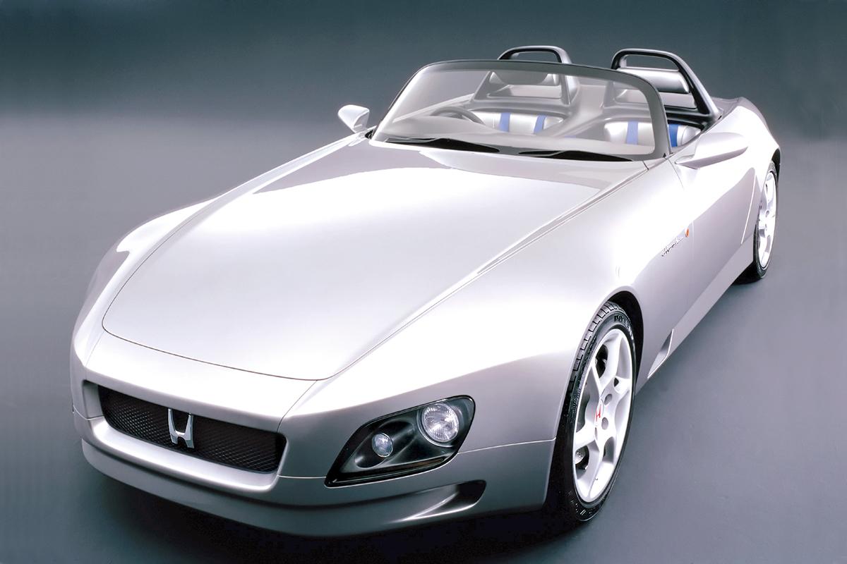 Honda SSM Concept 1998