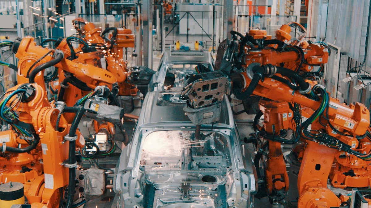 Volvo factory 2021