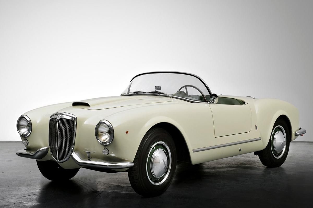 1964 Lancia Aurelia B24 Spider