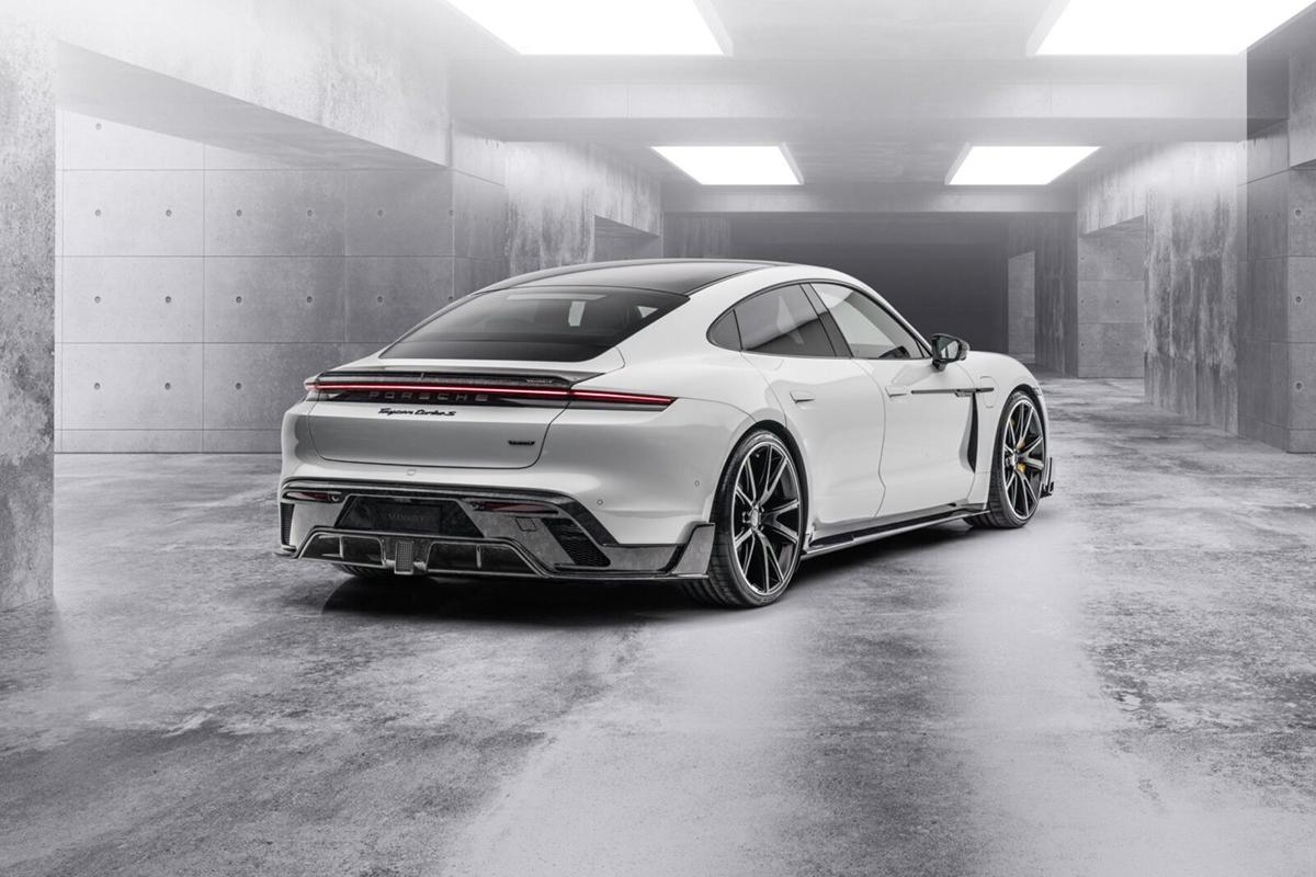 2021 Mansory Porsche Taycan Turbo