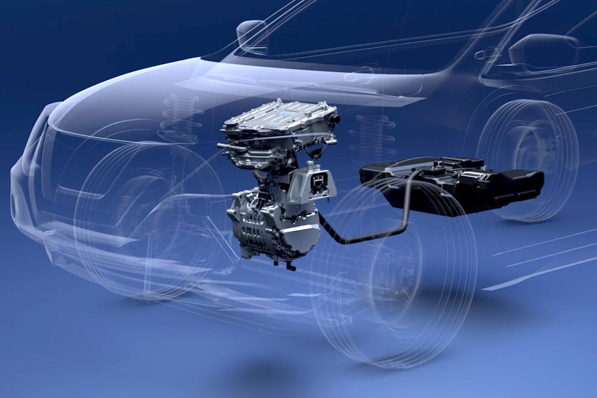 2022 Nissan E-Power