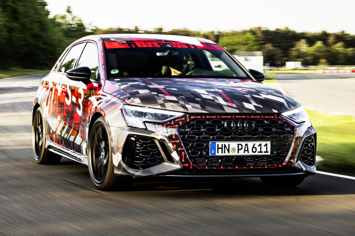 2021 Audi RS 3 Sportback Quattro