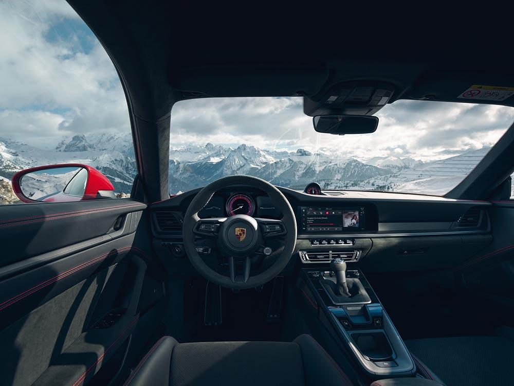 Porsche 911 992 GTS (2022)