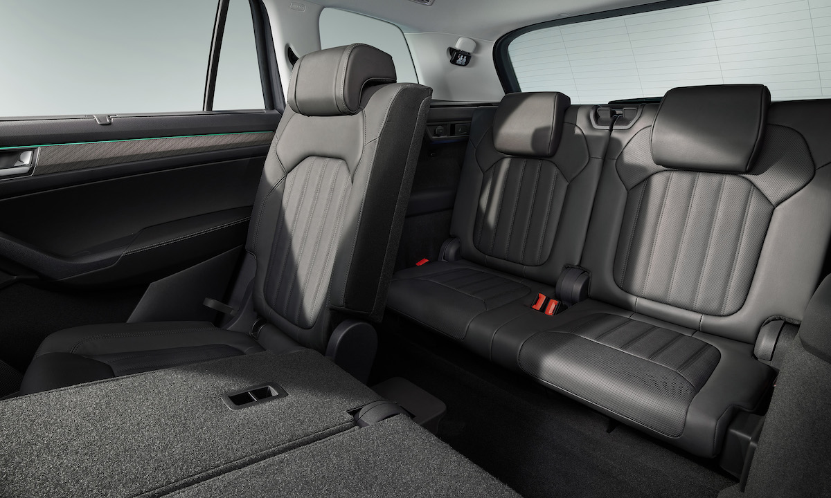 Škoda Kodiaq facelift 2021