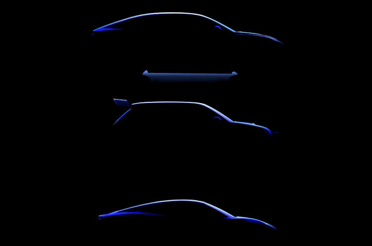 Alpine 3 Electric cars