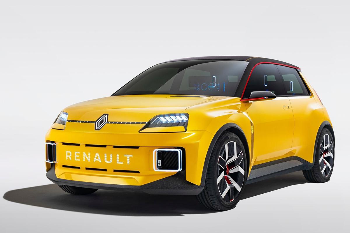 2021 Renault R5 EV Prototype