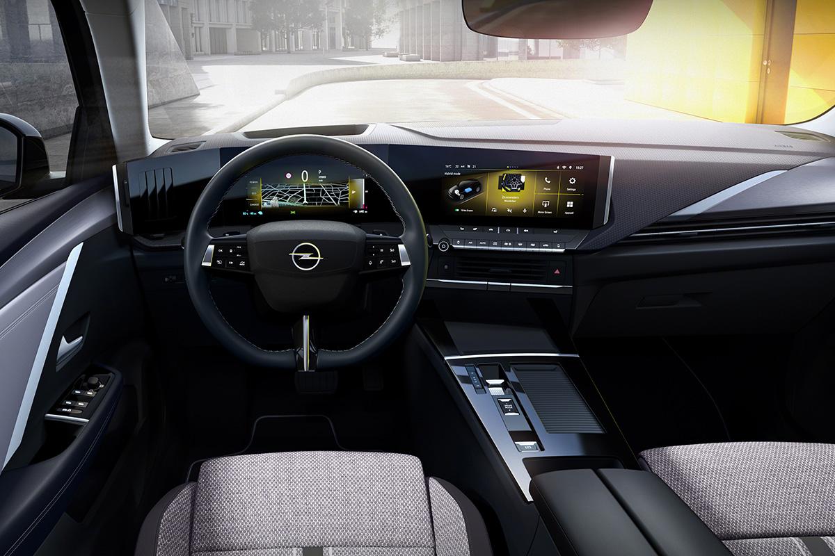 2022 Opel Astra 6