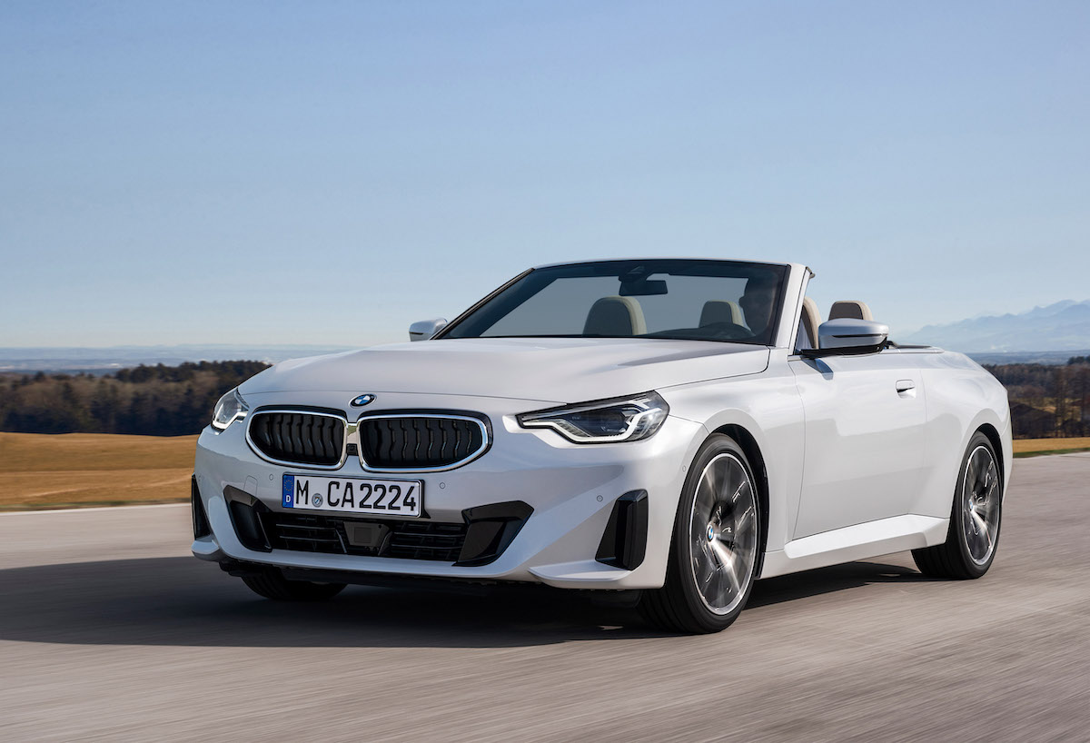 Render BMW 2 Cabrio by Shulte for AutoGids